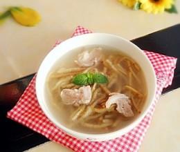 脆骨鱼腥草汤