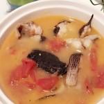黑鱼番茄汤
