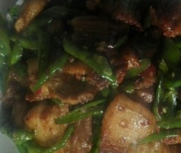 二荆条炒肉