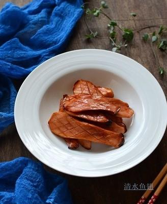 叉烧杏鲍菇