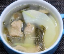 海带冬笋汤