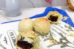 黑豆沙酥饼
