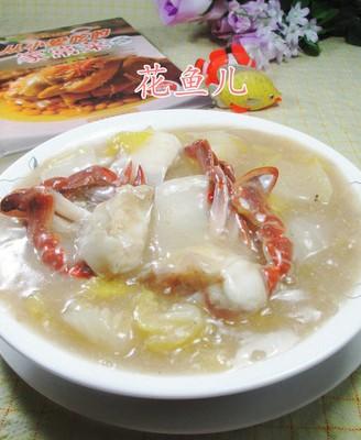 白菜螃蟹羹