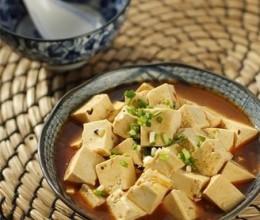 香辣烧豆腐