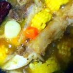 玉米山药牛骨汤
