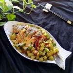 黄瓜焖鲫鱼