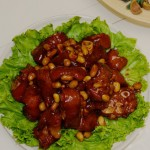 砂锅煲猪蹄