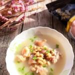 一碗营养佳肴--黄豆蹄髈汤