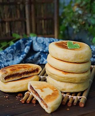 烙中秋糖饼