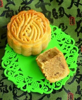 金桔莲蓉月饼