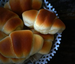 早餐黄油卷