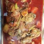 韩国辣炒鸡汤