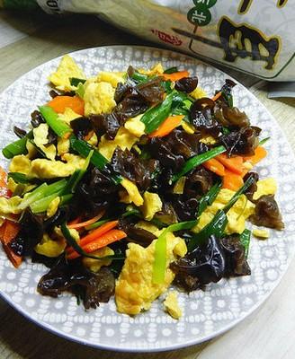 #霸王超市#木耳炒鸡蛋