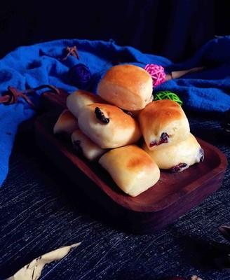 卡仕达奶油面包块