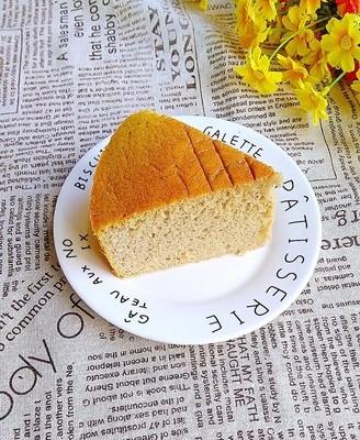 无油香蕉海绵蛋糕
