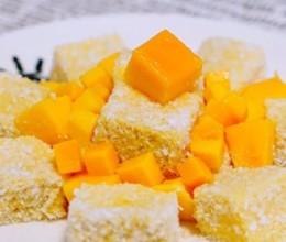 芒果牛奶冻