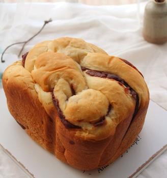 红豆吐司(面包机版)