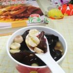 黑木耳莲子汤