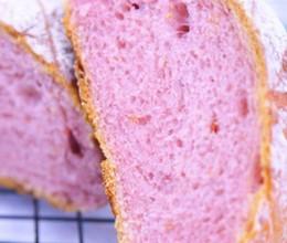 紫薯欧包  宝宝辅食食谱