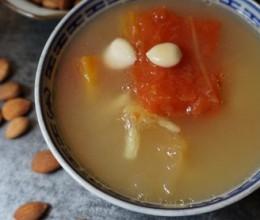 木瓜红薯煲扇骨汤