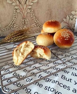 全麦鲜奶小面包
