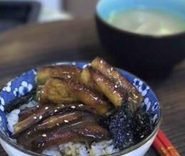 鲜活鳗鱼饭