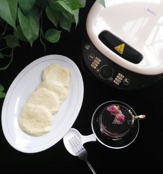 糯米粉蛋饼