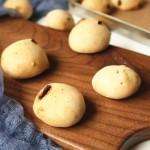 蔓越莓麻薯面包