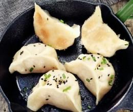 白菜肉煎饺
