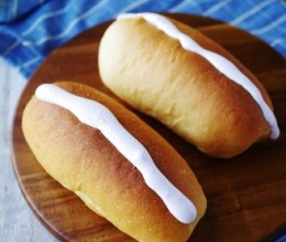 棉花糖面包