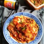 韓式辣白菜
