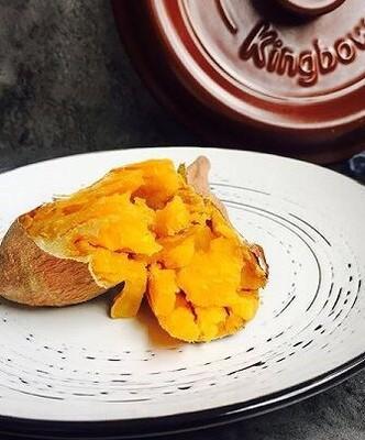 烤红薯(砂锅版)