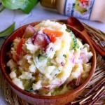 土豆沙拉#丘比沙拉汁#