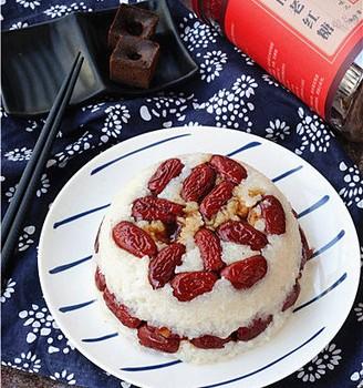 孙俪最爱的网红小吃—红糖甑糕