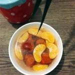 橘子山楂糖水罐头