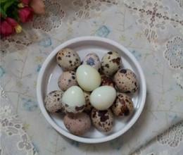 盐水鹌鹑蛋