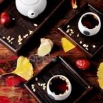 紅棗松仁姜茶