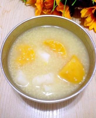 山药红薯小米粥