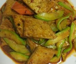 西胡溜豆腐