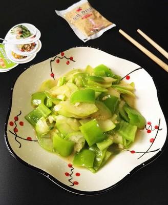 青椒西葫蘆