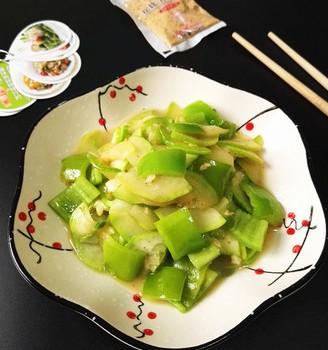 青椒西葫芦