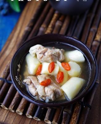 山药猪骨汤