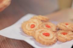 牛油曲奇饼干