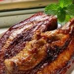 烤五花肉---烤箱2018年送彩金网站大全