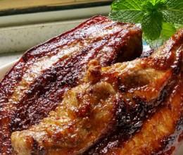 烤五花肉---烤箱菜谱