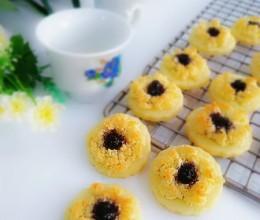 美人椰香饼干 #下午茶#