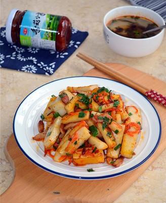 香菇小醬炒年糕