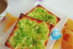 青椒蒜蓉片