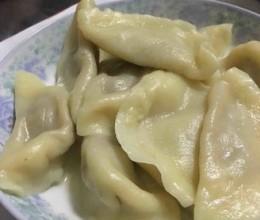 牛肉馅水饺