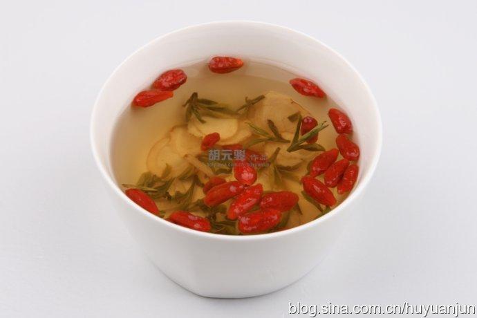 苦夏创意寻味当清茶遇上北极贝